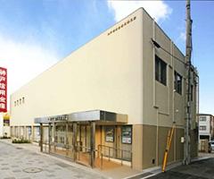 神戸信用金庫さま東灘店RW工事